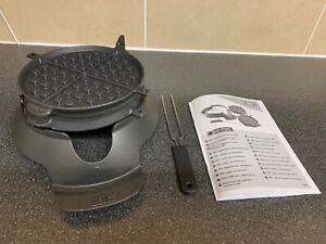 Weber Gourmet BBQ System Waffle/Sandwich Iron