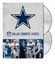 NFL: Dallas Cowboys Heroes [2 Discs] (2010, REGION 1 DVD New)