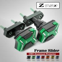 Sturzpads Puig Schützer Crashpads Frame Crash Sliders Für KAWASAKI Z750 09-15