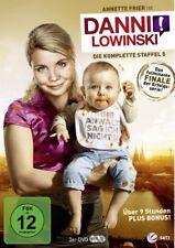 Danni Lowinski, 3 DVDs. Staffel.5