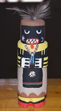 ESTEBAN CARVING GRACE POOLEY ROUTE 66 KACHINA CARVING HOPI FREE SHIP