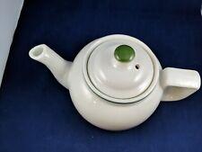 Walker China Green Stripe teapot Town Food Service Equipment restaurant weight