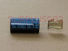 Condensatore Elettrolitico 4700uF - 35V - 105° - Ø18x36mm