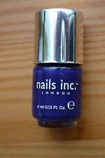 Nails Inc London nail polish travel size 4ml RRP of a full size (14ml) £14.00