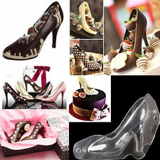 Sugarcraft Baking Mold Cake Mould Decorating Fondant High Heel Shoes