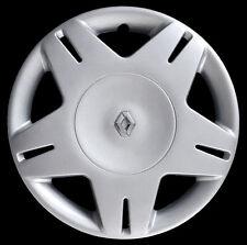 """Renault Clio 04/2001-09/2005 Kit de 4 Llantas tapacubos 14"""" bacalao. 5724/4"""