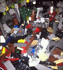 LEGO Lot of 4 Pounds  Pieces Bulk  Star Wars Castle Ninjago City Pirates Bricks!