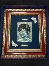 CLEARANCE!PRINCESS DIANA .925 SILVER LIMITED EDITION ITALIAN HIGH GRADE W/PAPERS