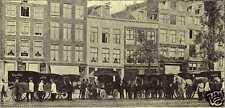 print Amsterdam het nieuws van den dag 1907 automobiel