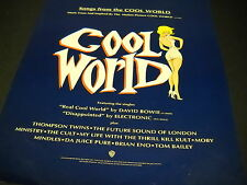Cool World 1992 Promo Ad Bowie Electronic Thompson Twins Ministry Mindles others