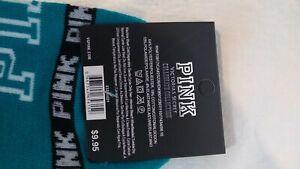 5 Pairs of Socks Victoria Secret Collegiate Collection No Show Crew Socks OSTU