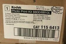 KODAK PHOTO PRINT KIT 8800 / 8810L CAT 115 6413 - NIB