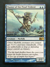 Master of the Pearl Trident (nm) - m13-English Magic mtg-merfolk