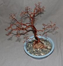 Hand Crafted Copper Tree