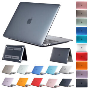 """For Apple Macbook Pro 13 inch Laptop 13.3"""" Hard PC Crystal Slim Case Cover Shell"""