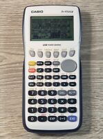 Casio FX-9750GII Power Graphic Graphing Calculator USB with Cover Clean Working