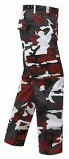 New Unisex Rothco Fashion Colored Camo Cargo BDU Pants
