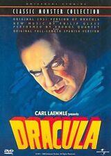 Dracula 0025192032424 With Bela Lugosi DVD Region 1