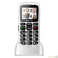 Fonerange Big Button Friendly Senior Phone WHite