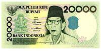 Indonesia ... P-138a ... 20.000 Rupiah ... 1998 ... Ch*UNC*.