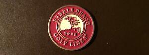Pebble Beach Golf Links official golf ball marker