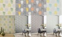 Arthouse Retro Tree Motif 10m Wallpaper 4 Colours