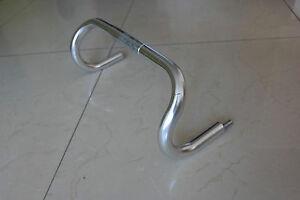 Retro road handlebar brand 3ttt PODIUM 37.5 40 cm 25.4 mm  300 g
