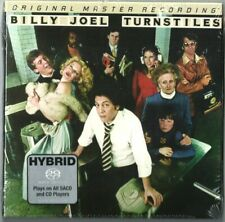 BILLY JOEL - TURNSTILES  [MFSL SACD] Mofi UDSACD 2063  SEALED