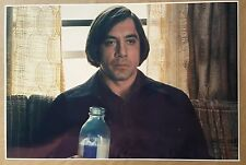 "No Country For Old Men FULL SIZE 24"" x 36"" Movie Poster Villian Man Cave Bar"
