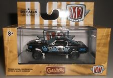 M2 Machines 1966 Ford Mustang Gasser Black  2020 New Sealed