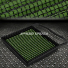 FOR 15-16 E400/GL450/SL400 GREEN REUSABLE&WASHABLE HIGH FLOW DROP IN AIR FILTER