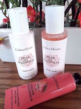Crabtree & Evelyn Pear and Pink Magnolia Mini Traveller