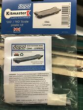 Dapol Plastic Model Kit C044 Lowmac, OO HO Gauge, Unopened.