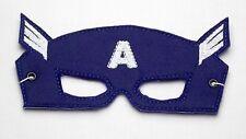 Handmade Kids Mask  - CAPTAIN AMERICA  The Avengers MARVEL Dress up costume