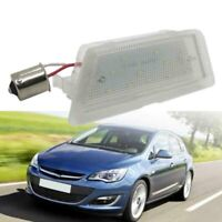 1X LED Led Number License Plate Light for Opel Astra G 98-04 Car License Li T8Q8