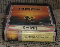 A Clockwork Orange movie OST Rare Orange 8-Track tape Cartridge Stanldy Kubrick