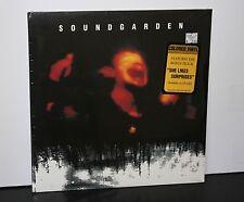 SOUNDGARDEN SUPERUNKNOWN 2-LP SEALED Limited Edition Colored Dbl Vinyl OG 1994
