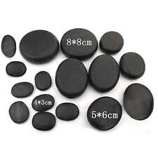 16pcs Hot Stone Massage Basalt Rocks Therapy Stone Set Pain Relief Energy relaxa
