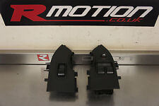 Civic Type R EP3 Black Buttons Window Switches switch RHD pair