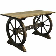 Garten Radschlag Tisch - Außen Massivholz ZLY-7107A