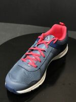 Reebok  ALMOTIO 4.0 Running Blue Sneaker Kids School Training CN4227 Size US 6.5