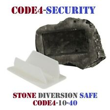 Stone Diversion Safe hide valuables car / house keys discreetly in plain sight