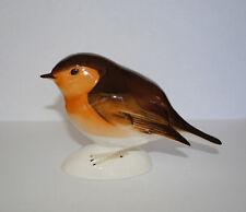 Lomonosov PORCELAIN Figurine BIRD ROBIN