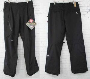 New 2018 686 Mens GLCR Gore-Tex® GT Snowboard Pants Large Black