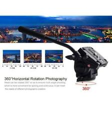 KINGJOY VT-3510 Heavy Duty Video Camera Tripod Fluid Drag Pan Head F/DSLR Camera