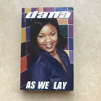 Dana As We Lay Cassette Tape 90s Female HIPHOP Rap Music Gangsta gifts