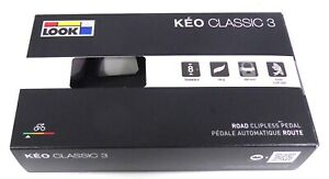Look Keo Classic 3 Pedals Black/Red