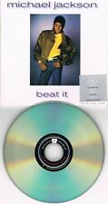 DUAL Disc – Michael Jackson-Beat it (CARDSLEEVE; Limited Edition; CD/DVD)