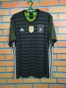 Germany Jersey 2016 2017 Away Size XL Shirt Mens Football Trikot Adidas AA0110