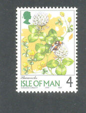 "Isle of Man Flora 4p ""1999"" imprint date - Bees-"